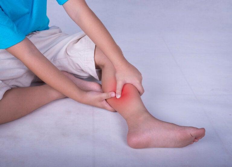 Los dolores musculares más habituales en niños y cómo tratarlos