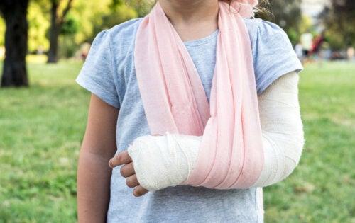 Las fracturas infantiles más frecuentes