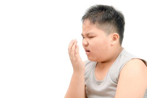 Halitosis en niños: ¿a qué se debe y qué hacer?