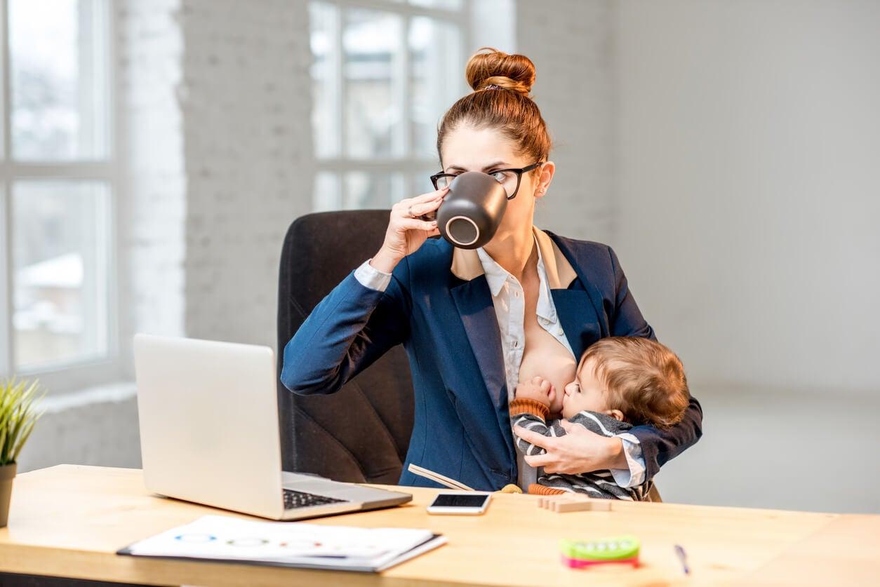 Cómo conciliar la lactancia materna y el trabajo