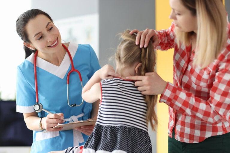 Dolor de cuello en niños