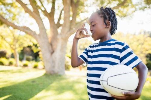 Niños con asma: ¿pueden hacer deporte?