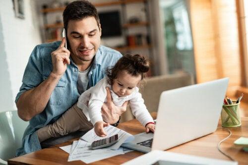 7 recomendaciones para conciliar trabajo y familia
