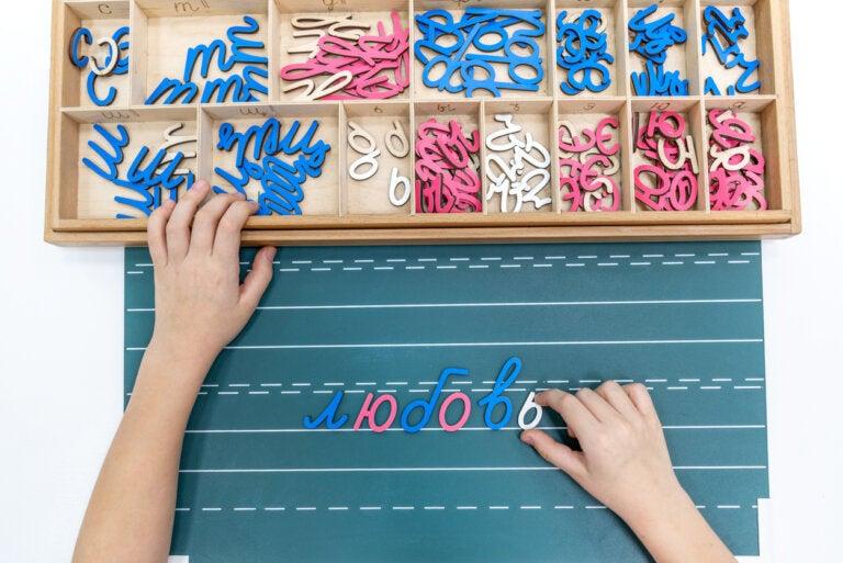 Diferencias entre la pedagogía Montessori y Waldorf
