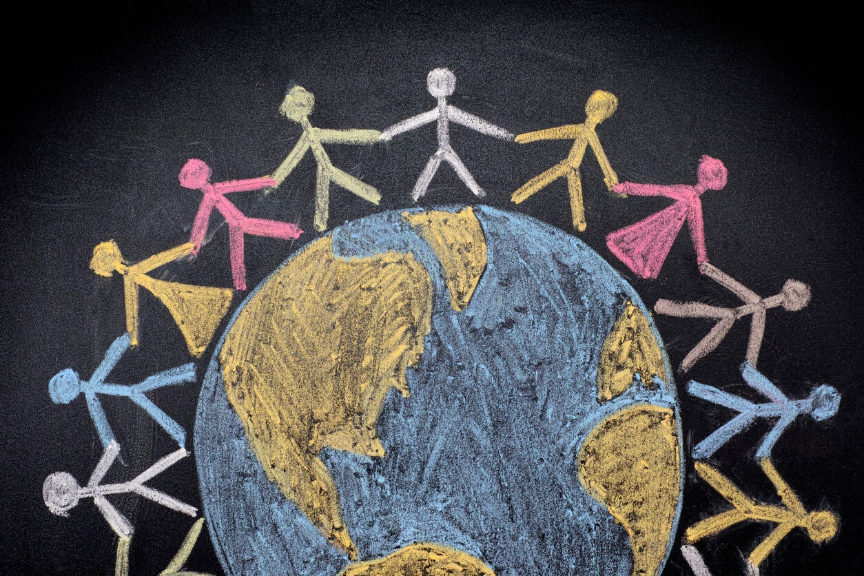 etnia raza culto diferencias igualdad diversidad genero tolerancia amor paz valores derechos humanos