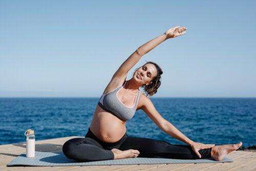 Futura mamá: descubre cómo trabajar el suelo pélvico durante el embarazo