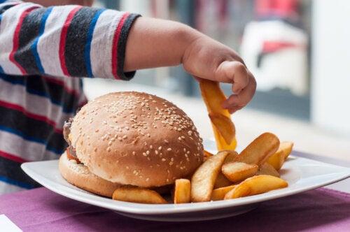 Cuáles son los peores alimentos para bebés