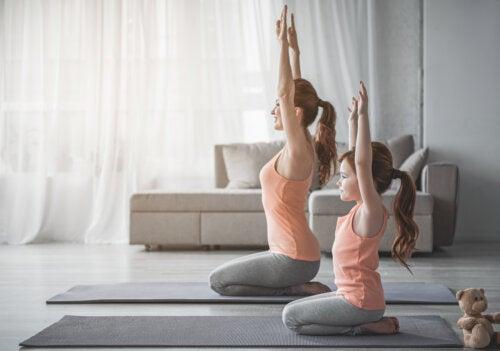 5 actividades de flexibilidad para niños