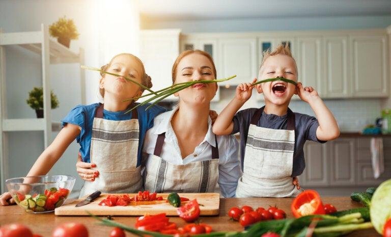 Cuáles son los mejores alimentos para los niños