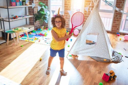 La educación física según María Montessori