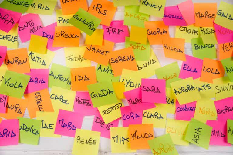 30 nombres de niña raros, pero bonitos