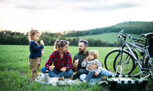 5 recetas para ir de picnic con los niños