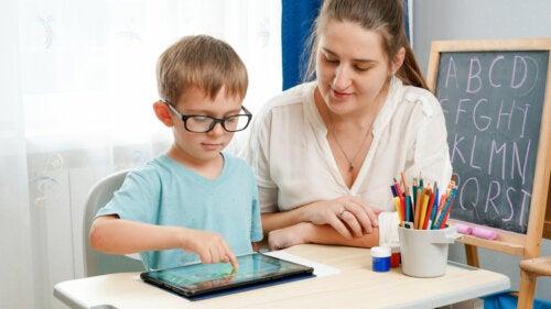 7 apps para niños con trastorno específico del lenguaje