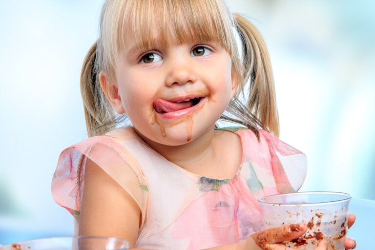 Cuándo introducir el cacao en la dieta del bebé