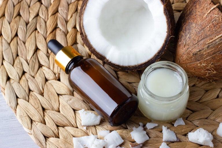 Aceite de coco durante el embarazo, ¿qué beneficios tiene?
