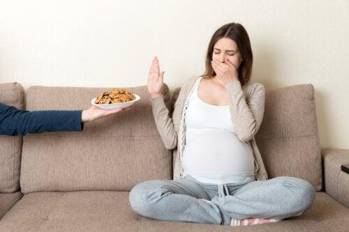 Cómo afecta el embarazo a los sentidos