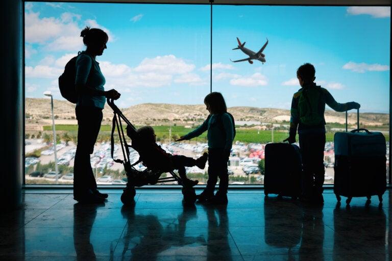 7 errores que no debes cometer si viajas al extranjero con tu bebé