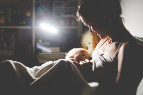 Preguntas frecuentes sobre el sueño y la lactancia materna