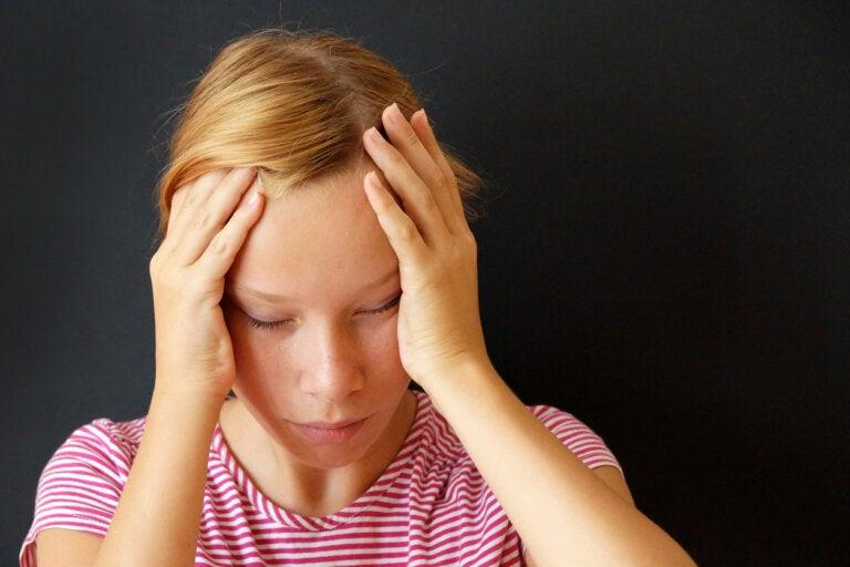 Cómo es la migraña en los niños