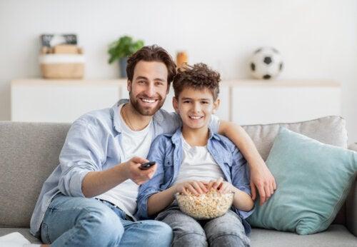 5 películas sobre deportes para niños