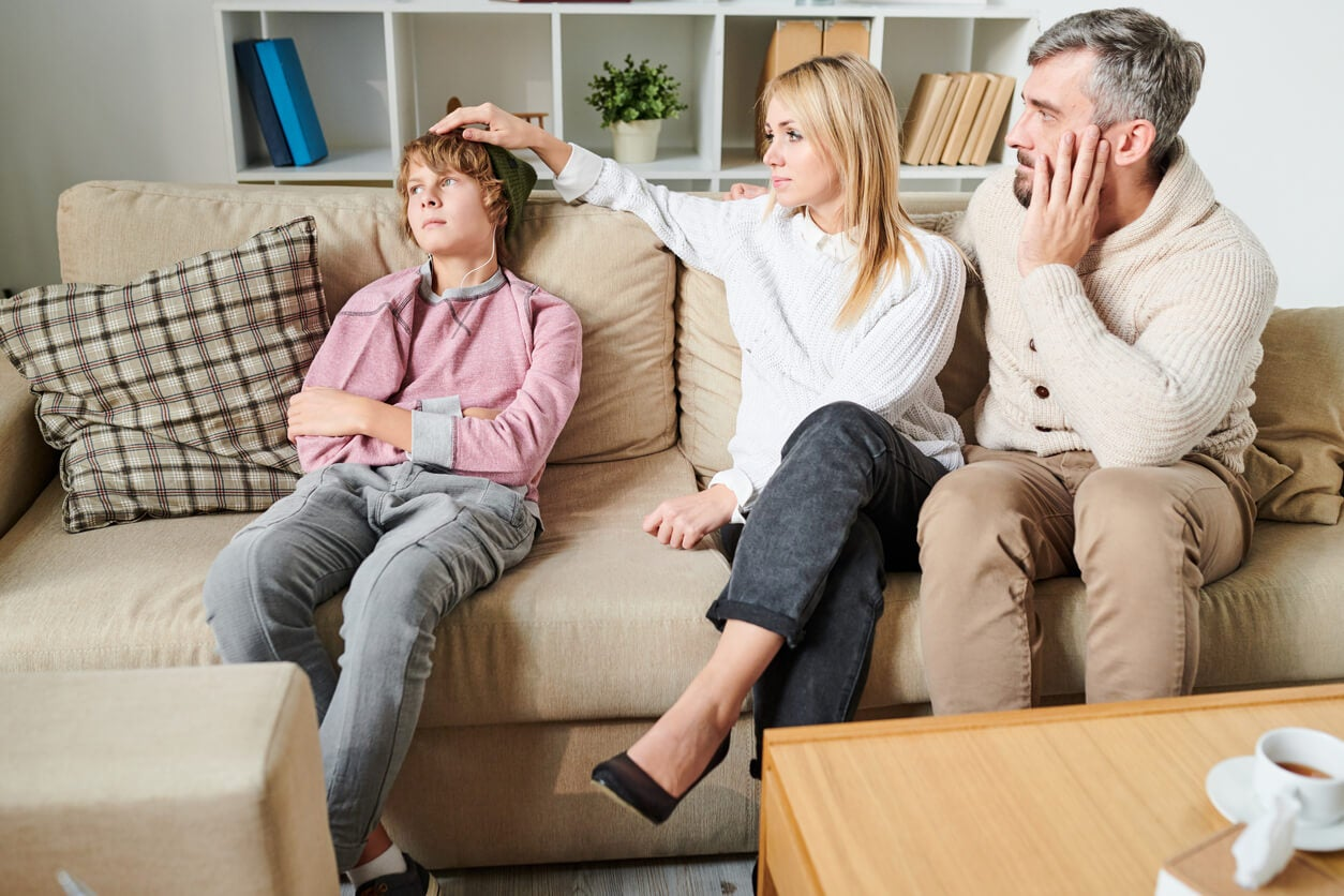 preocupacion padre madre adolescencia temprana hijo pubertad