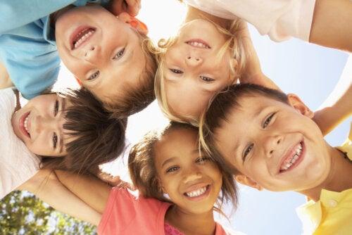 Los niños no necesitan ser los mejores, deben ser felices