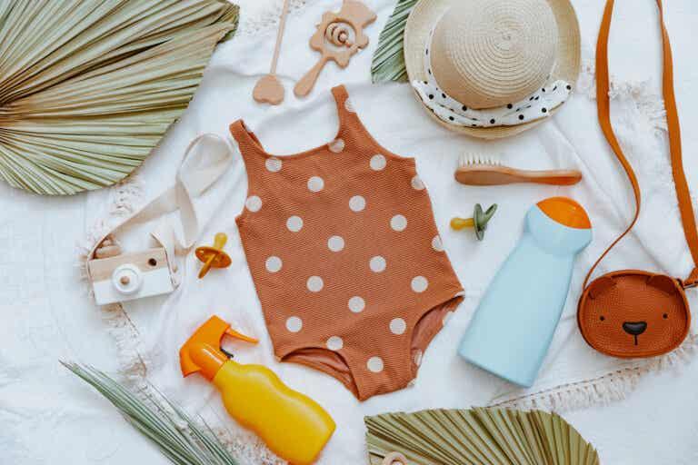 Protectores solares naturales para bebés, ¿son eficaces?