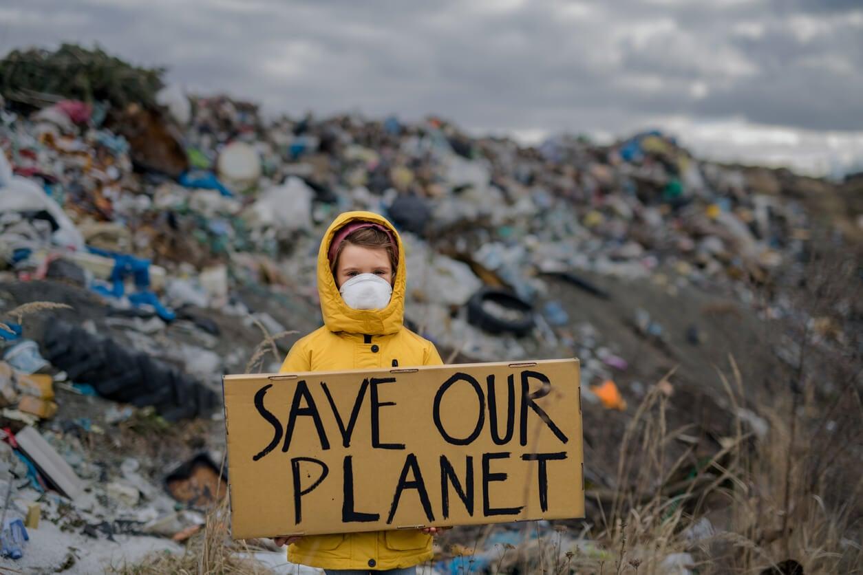 concept de pollution de l'environnement