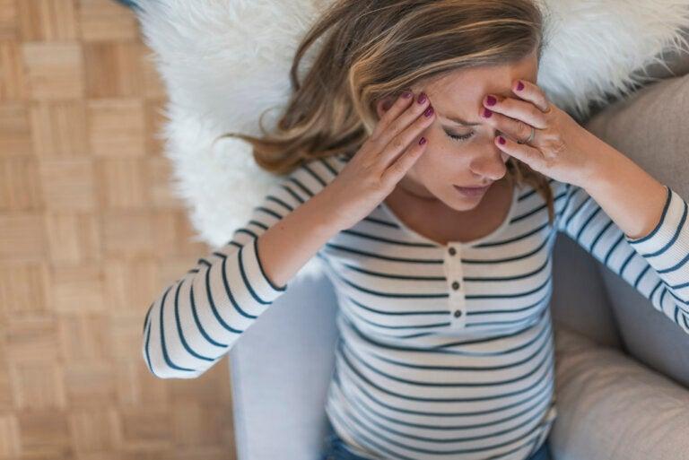 Remedios naturales para el dolor de cabeza durante el embarazo
