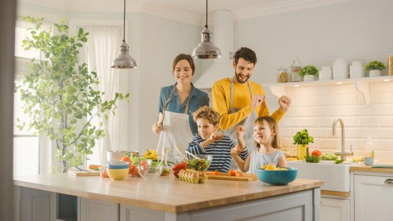 5 páginas web para hacer recetas en familia