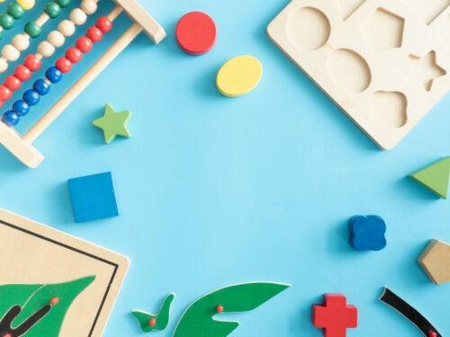 Los mejores juguetes para mejorar la psicomotricidad para bebés