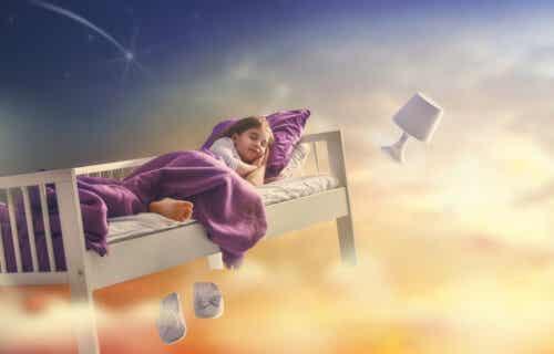 La relación entre sueño infantil y la salud física y mental