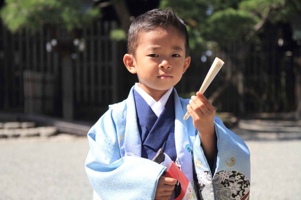 35 nombres japoneses para niño