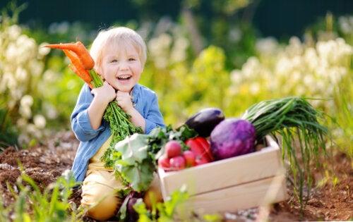 Dieta vegana para bebés: qué debes saber