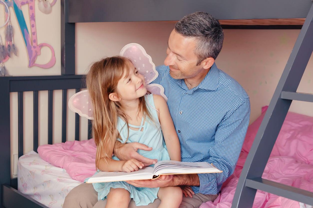 amor orgullo parental lectura compartida felicidad