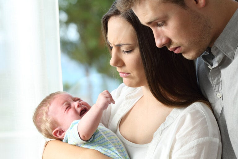 10 preguntas sobre los cólicos del bebé