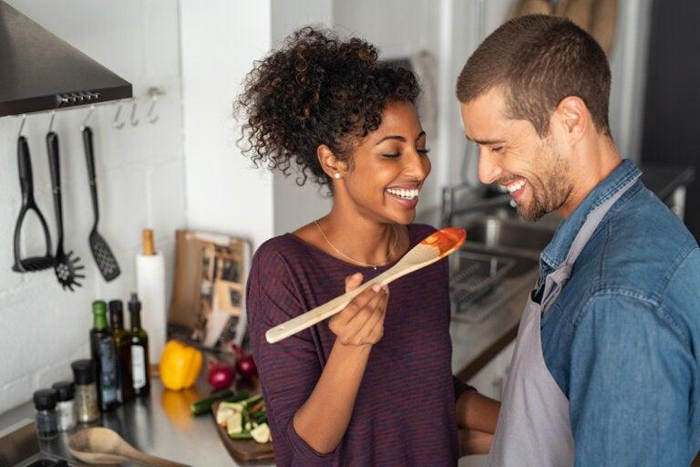 Menú semanal para mejorar la fertilidad en la pareja