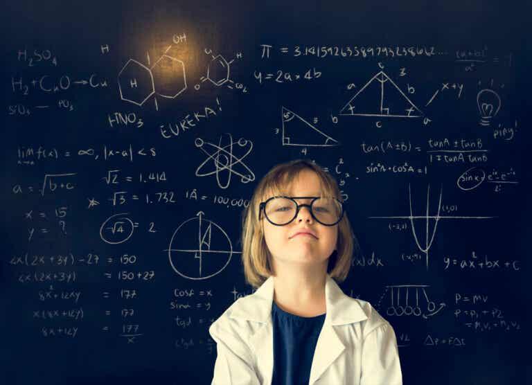 7 mitos de los niños superdotados