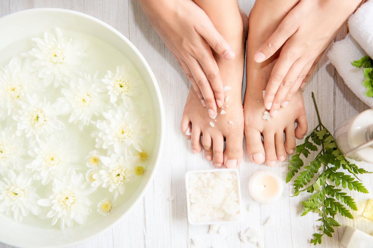 spa pies aromaterapia masajes salud
