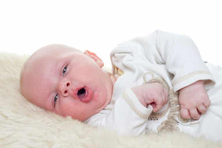 ¿Cómo aliviar la tos seca en bebés?