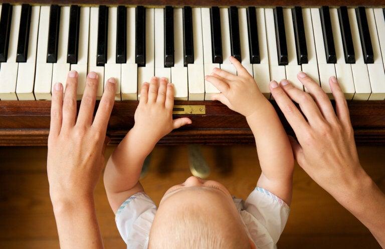 Beneficios de la música clásica para niños