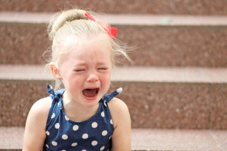 10 frases que no debes decir a tu hijo cuando llora