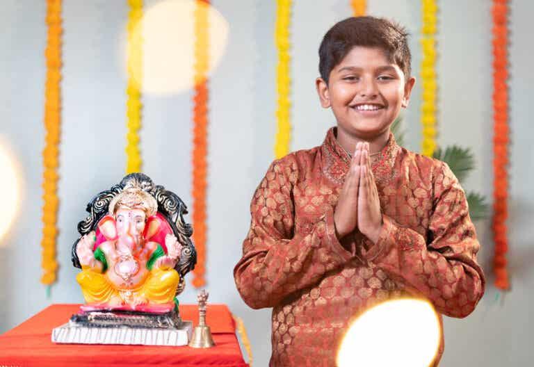 30 nombres de origen hindú para niños