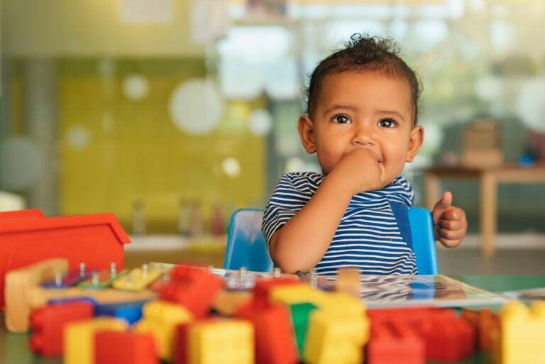 ¿A qué edad se recomienda que un niño entre a la guardería?