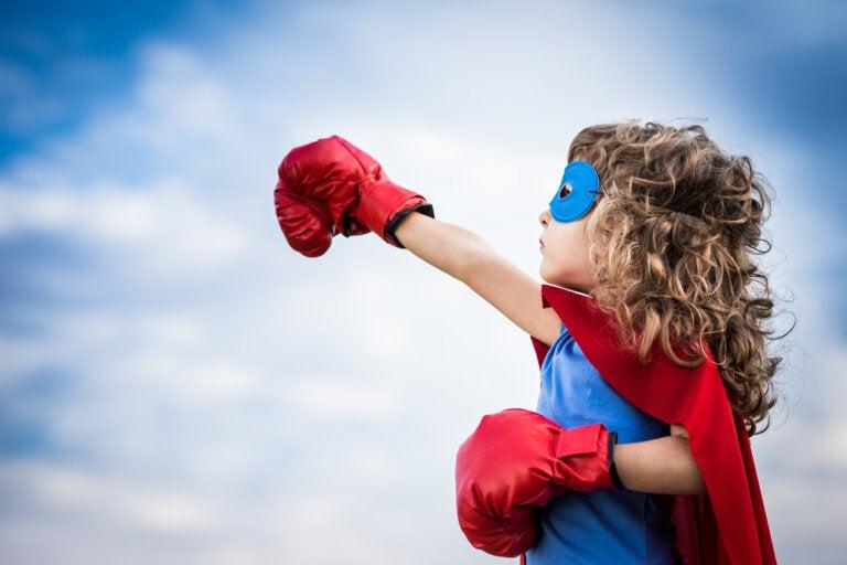 Enseñemos a nuestras niñas a ser valientes, no perfectas